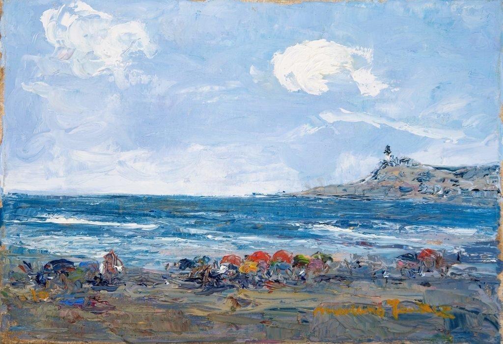 Playa de San Juan y cabo de las Huertas